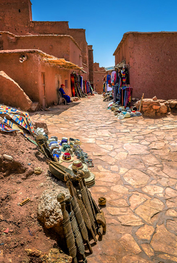 Day trip to kasbah ait ben haddou from marrakech