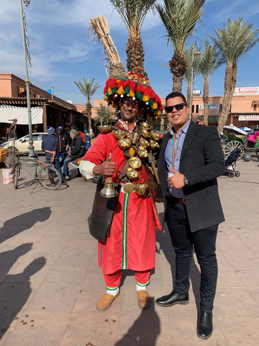Marrakech by Guide
